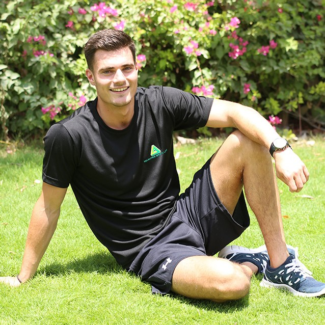 arran walmsley perrsonal trainer profile UAE Personal Trainers