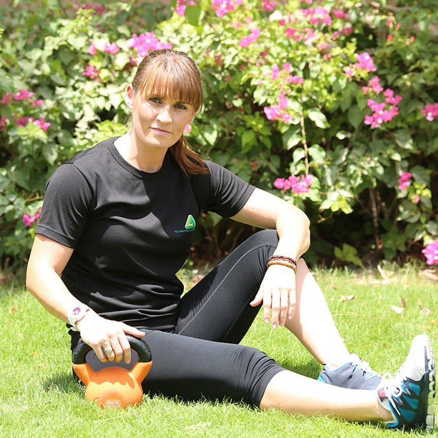 Lynsey Usher - Female Personal Trainer In Abu Dhabi