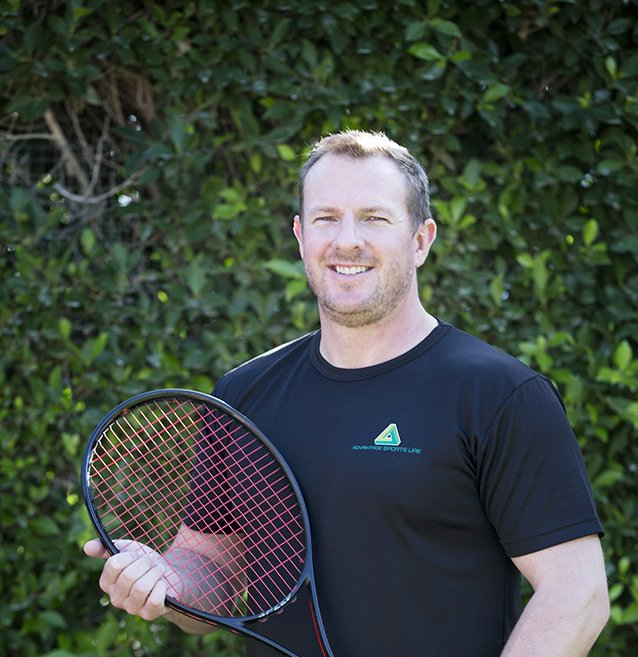 Abu Dhabi Personal Trainer – Matt Inglis TRX & Tennis Expert