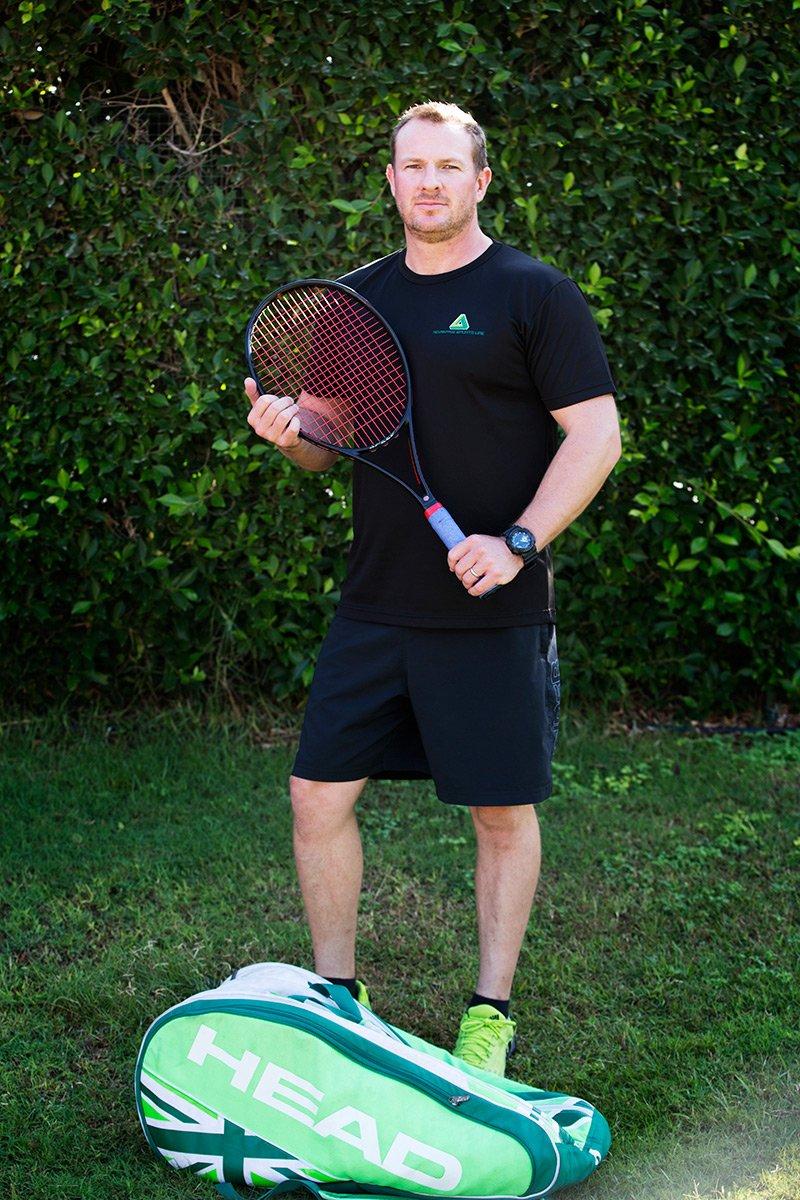 Personal Trainer & Tennis Coach In Abu Dhabi - Matt