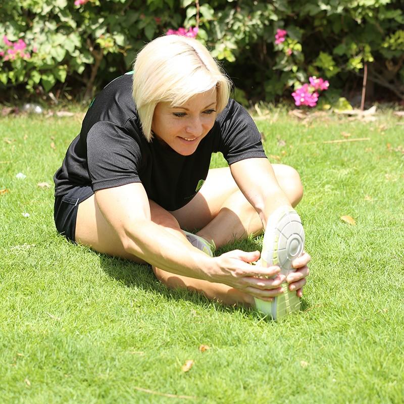 Robyn Van Ravesteyn Personal Training Sessions in Abu Dhabi