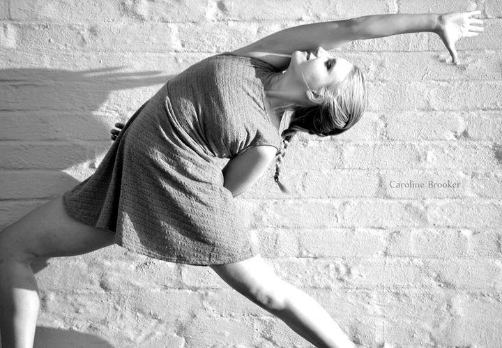 Abu Dhabi Yoga Trainer Leila Knight - Yoga Pose 5