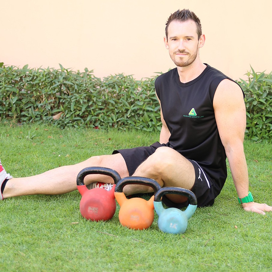 Personal Fitness Expert In Abu Dhabi Adam