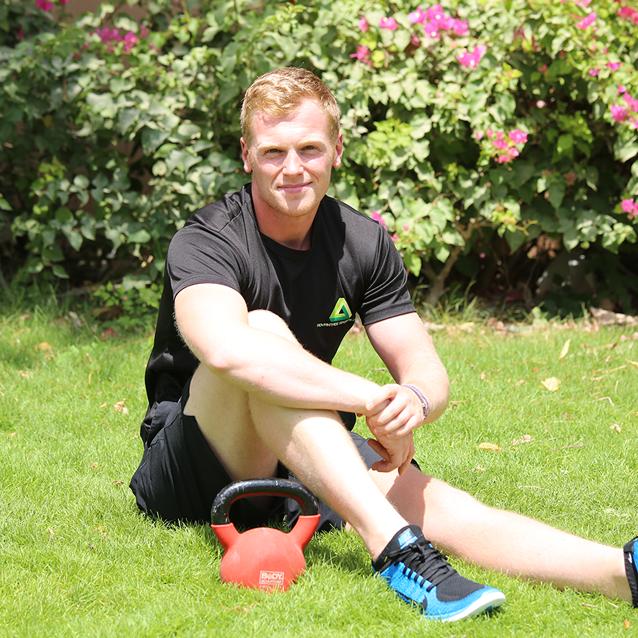 Jack McAllister - UAE Personal Trainer In Abu Dhabi
