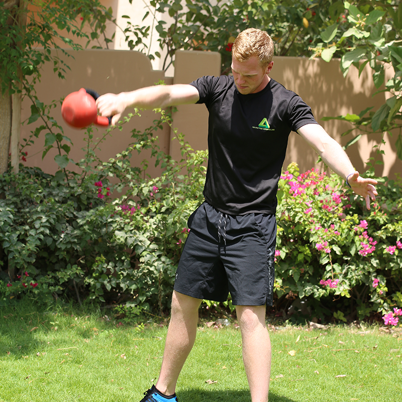 Jack McAllister Abu Dhabi Personal Training & Boxing Coaching