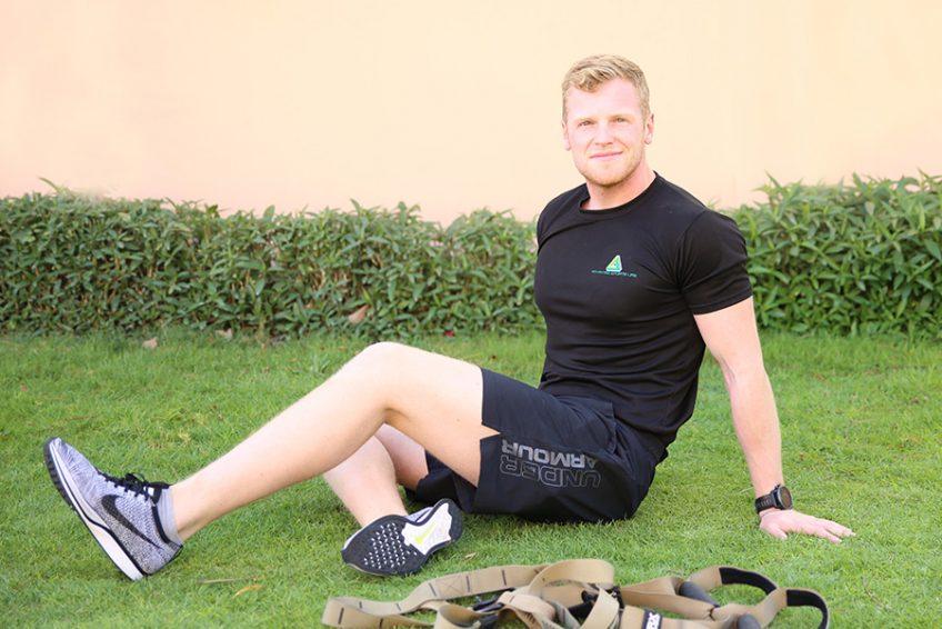 Need to get fit in Abu Dhabi? Private Personal Trainer Jack McAllister general fitness master