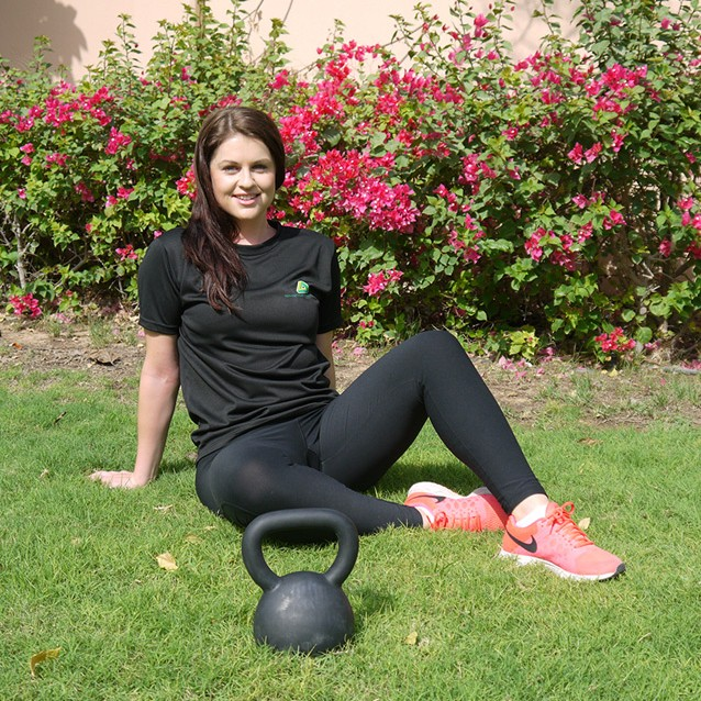 Abu Dhabi Master Fitness Personal Trainer Kate Jenkins