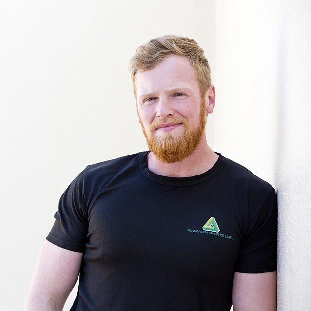 Boxing personal trainer & Coach in Abu Dhabi - UAE - Jack McAllister