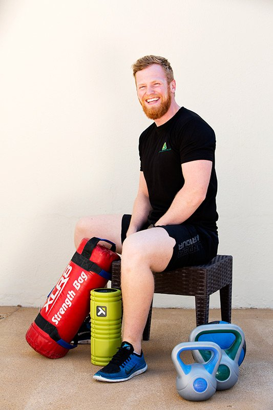 Sports Personal Training In Abu Dhabi with Jack
