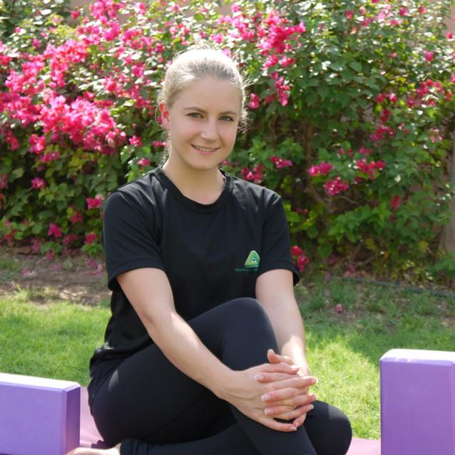 Leila Knight - Personal Yoga Training In Abu Dhabi