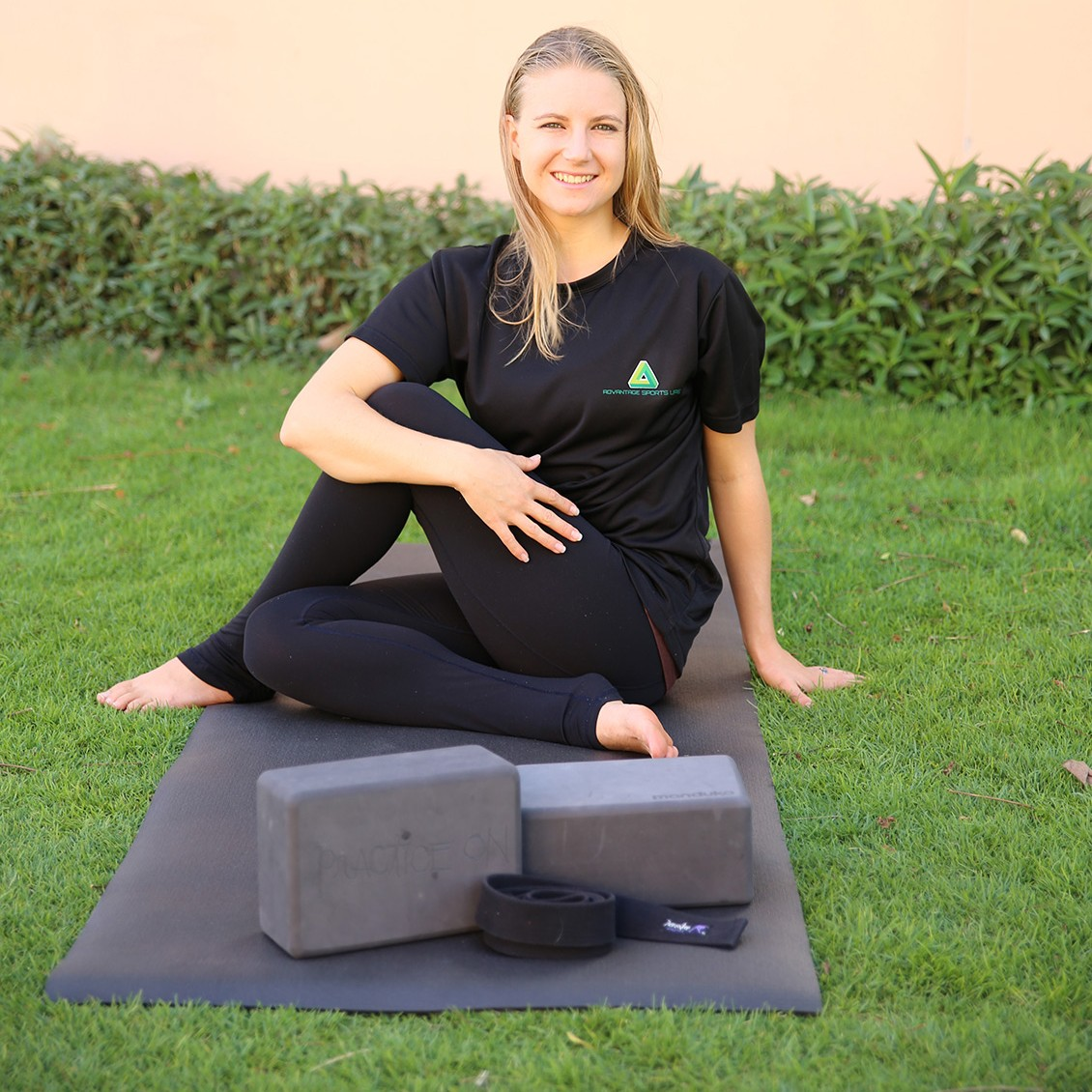 Increase your flexibility with an Abu Dhabi professional female personal trainer for yoga classes