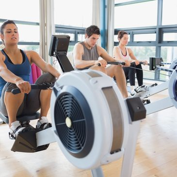 Rowing Machine Personal Training In Dubai, Abu Dhabi & Sharjah