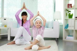 Yoga For Children Personal Training In Dubai & Abu Dhabi