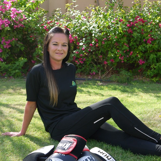 Pre & Post Natal Personal Trainer In Abu Dhabi - Gemma Weedal
