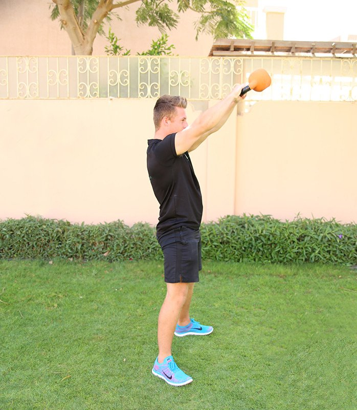 Tobe Tumelty - Football coaching and lessons in Abu Dhabi - UAE