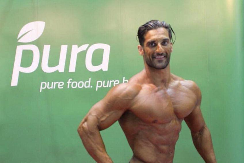 Ricardo Lima PT in Abu Dhabi - body transformation coach