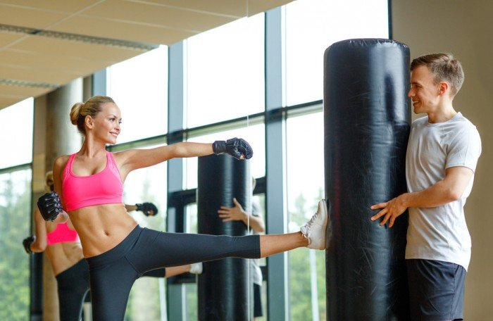 kickboxing trainers and coaches in Dubai, Abu Dhabi & Sharjah