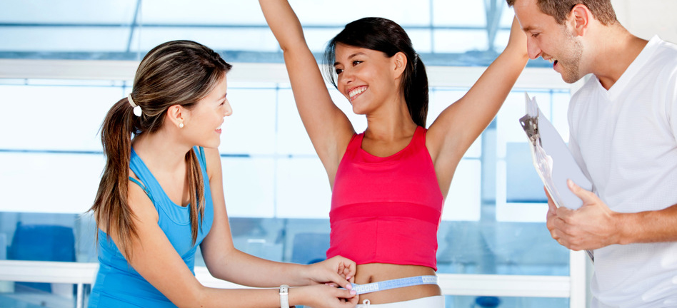 personal trainers in dubai and abu dhabi for weight loss & nutrition advise