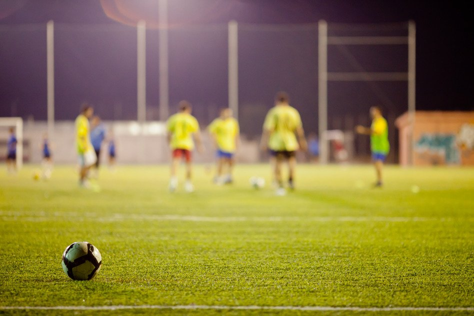 Football personal training and coaching in Dubai and Abu Dhabi - groups and one to one training
