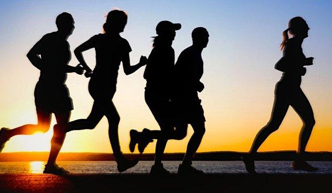 Keeping Fit In Abu Dhabi UAE - Jogging