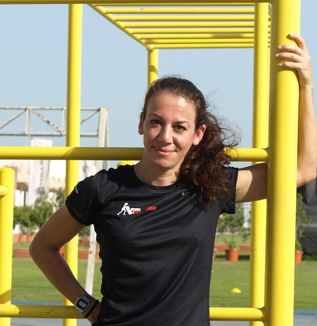 Ioanna  Kalofonou – Female Personal Fitness Trainer In Dubai