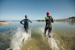 Training For A Triathlon Abu Dhabi - Swimming