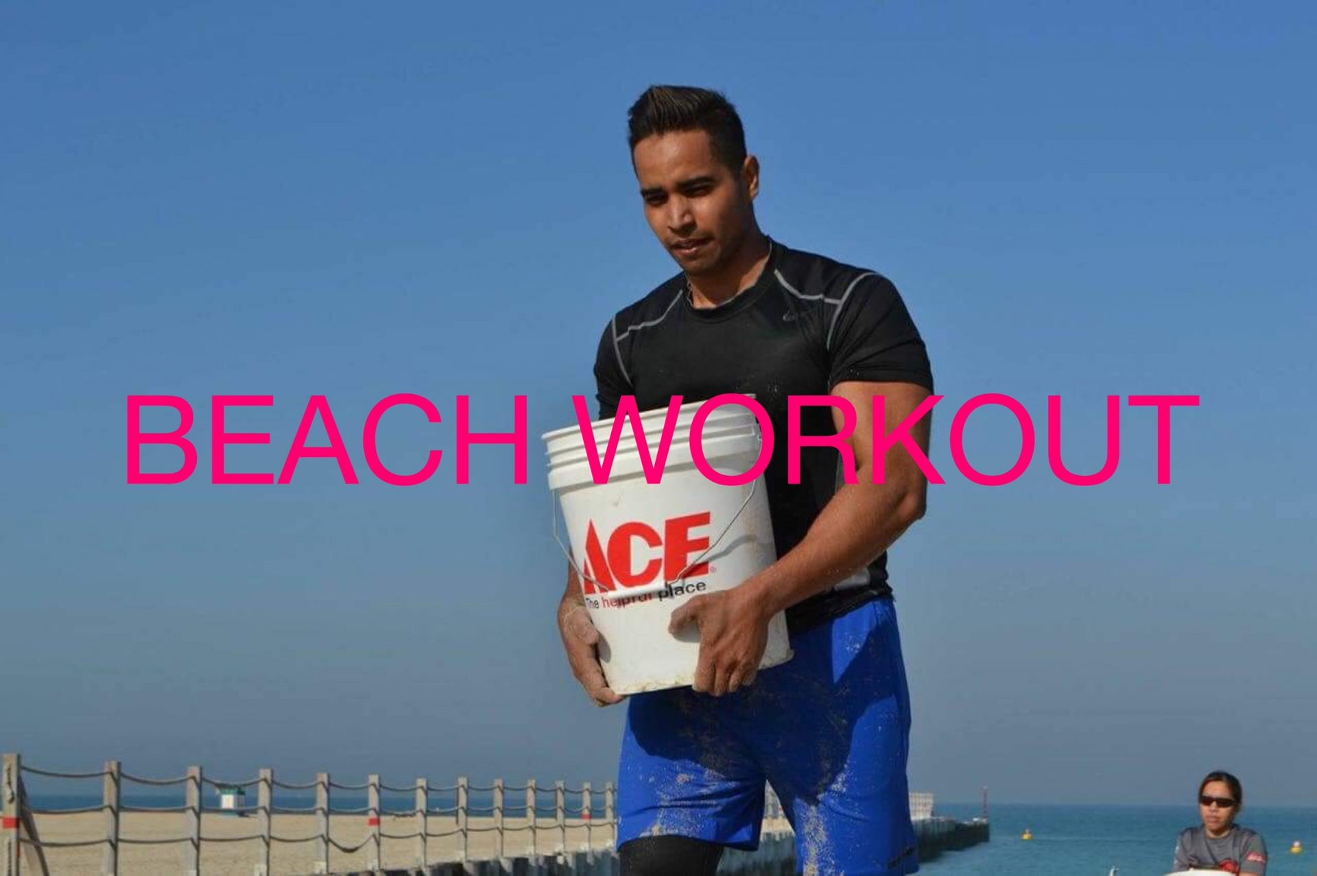 personal trainer and fitness coach in Dubai - Shihab 3