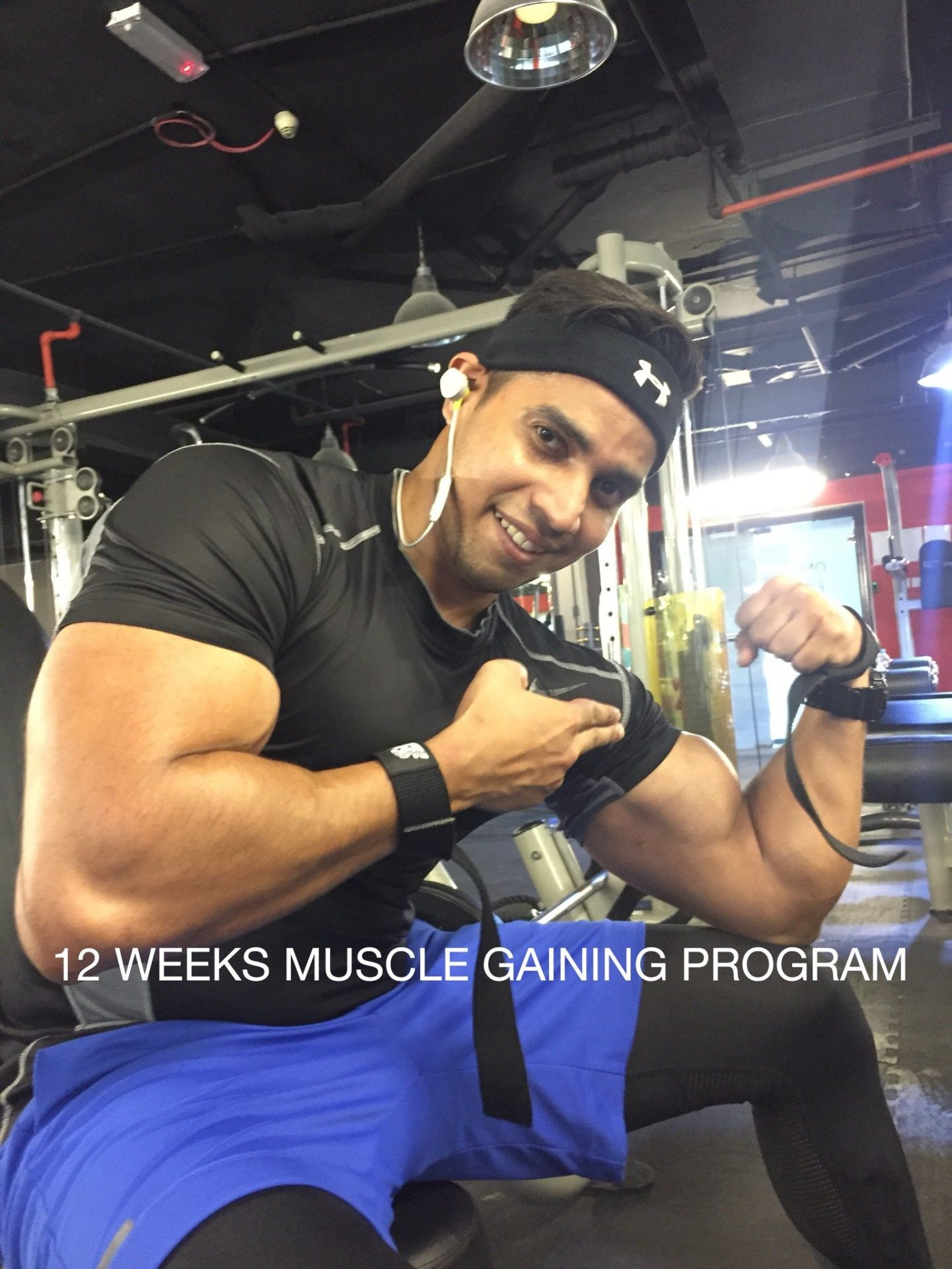 personal trainer and fitness coach in Dubai - Shihab 6