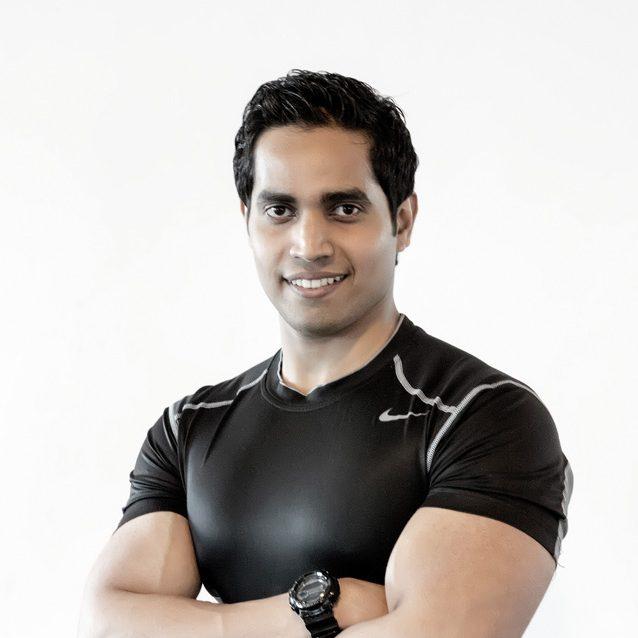 Dubai & Sharjah Personal Trainer Shihab C Alavi