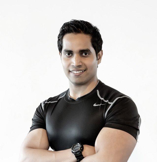 Sharjah Personal Trainer – Shihab C Alavi