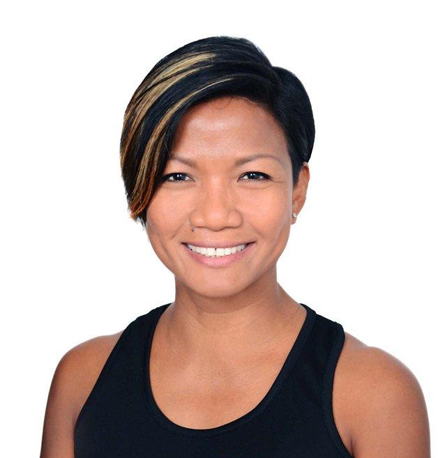 Female Personal Trainer Dubai Lenie Geisshirt