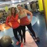 Ladies Personal Trainer in Dubai Viktoria - Client Before & After Training Image 4