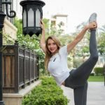 Flexibility & Stretching Female Personal Trainer In Dubai - Viktoria