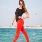 Ladies Personal Trainer in Dubai Viktoria - Client Before & After Training Image 6