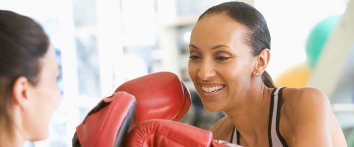 Boxercise Personal Trainer in Dubai, Abu Dhabi & Sharjah for men and women