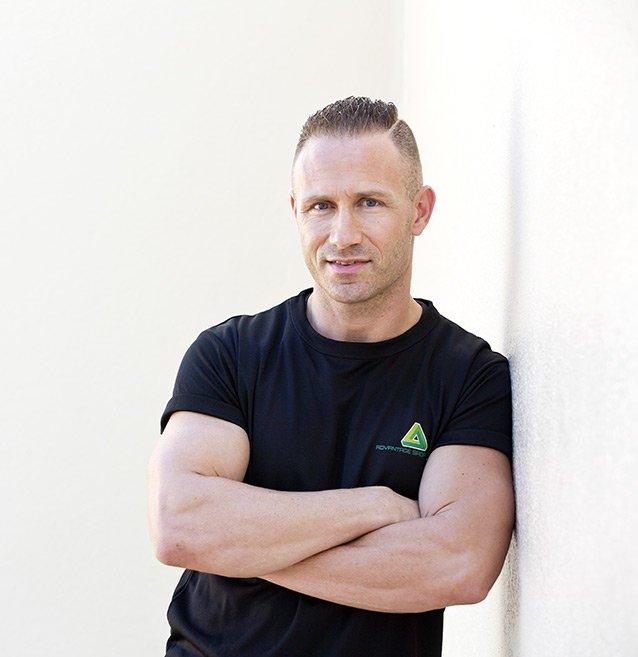 Power, Strength & Muscle Tone Abu Dhabi Personal Trainer Sebastien