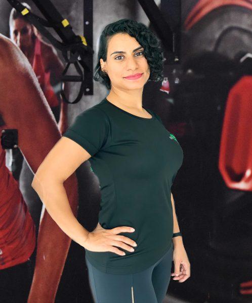 At Home Female Personal Trainer & Yoga Instructor In Dubai – Rafaa