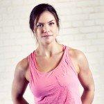 Female at home personal trainer in Dubai Amanda Warlo