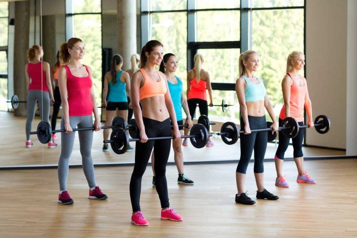 Les Mills BodyPump personal training in the UAE