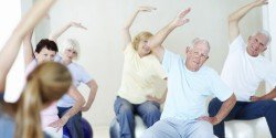 Yoga personal trainer for seniors and the elderly in Abu Dhabi, Dubai & Sharjah