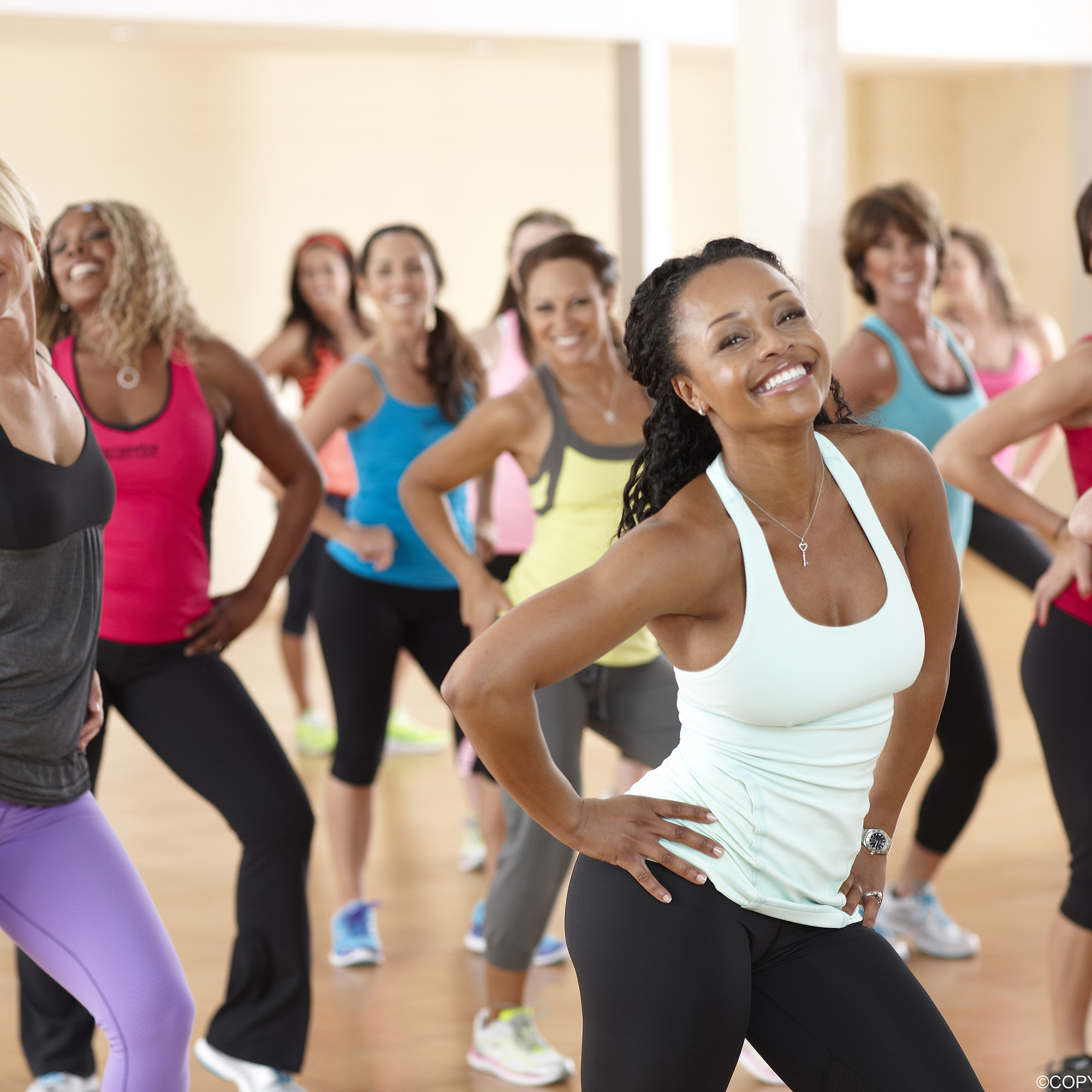 Zumba - A Fast & fun workout in the UAE