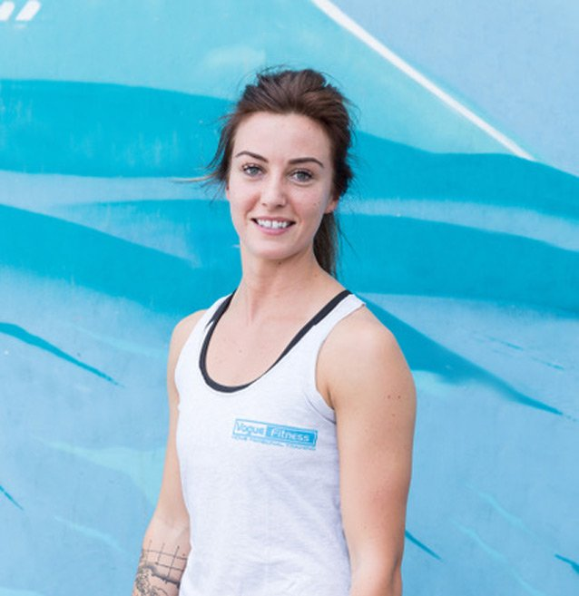 Abu Dhabi Fat Loss, CrossFit & Boot Camp Personal Trainer Isobel