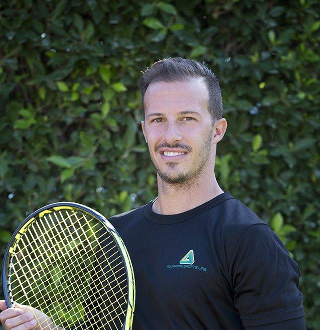Tennis Personal Trainer In Dubai Marco Pozzoni