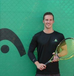 Marco - group and private personal tennis trainer in Dubai, UAE