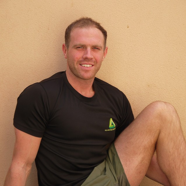 Military Fitness Personal Trainer In Abu Dhabi UAE Ben Flinn