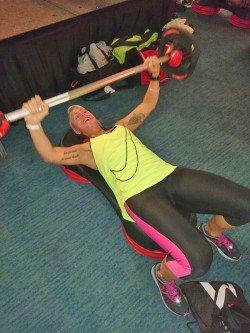 Fit'n'Flex Personal Trainer in Abu Dhabi Rachel