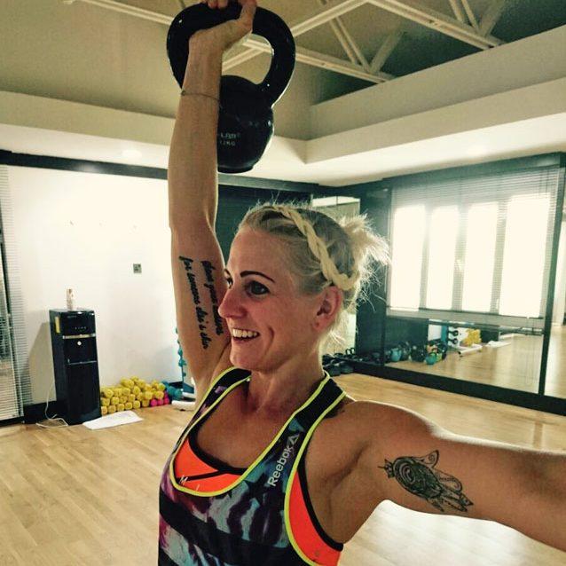 Abu Dhabi Body Toning Personal Trainer - Rachel