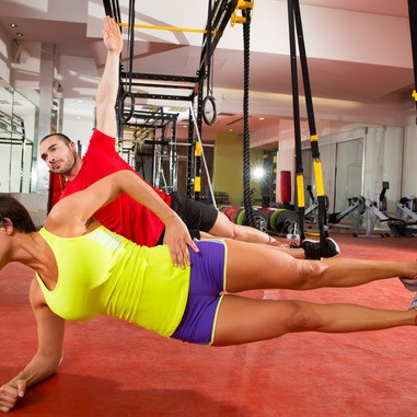 Adub Dhabi & Dubai TRX Personal Training & Classes