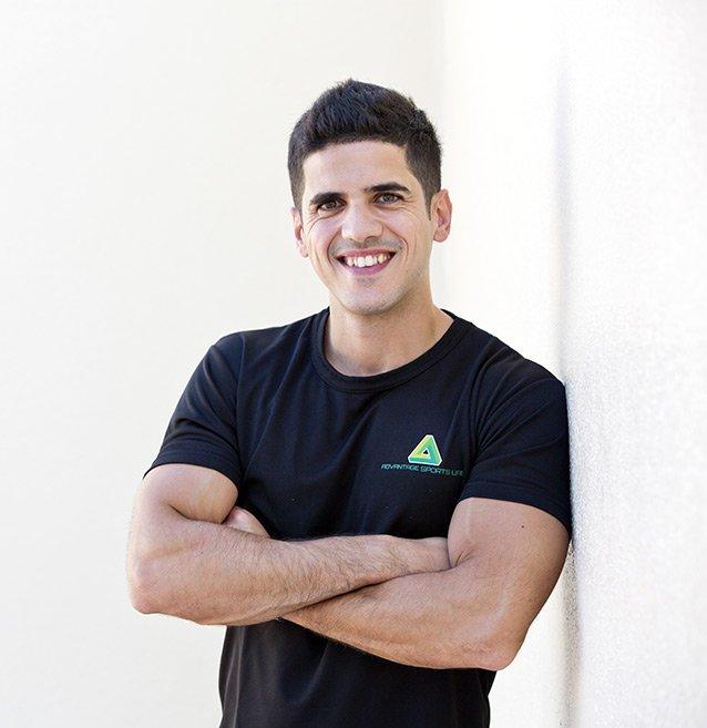 Pilates, Tennis & Rehabilitation Abu Dhabi Personal Trainer – Tiago