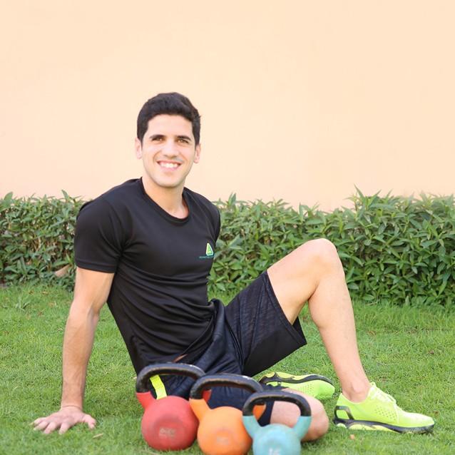 Abu Dhabi Pilates & Fat Loss Personal Trainer Tiago